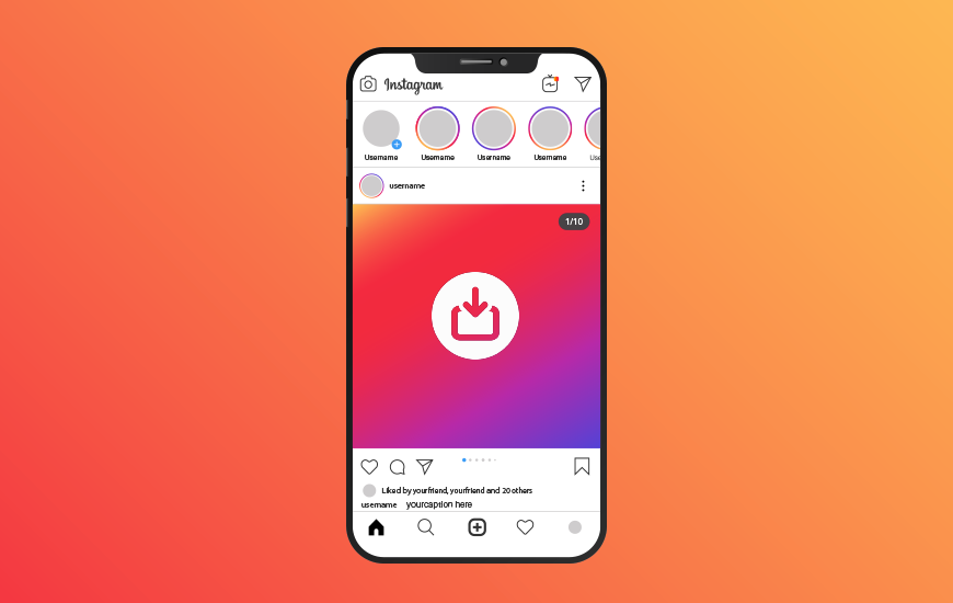 Download Images or Videos From Instagram on iPhone