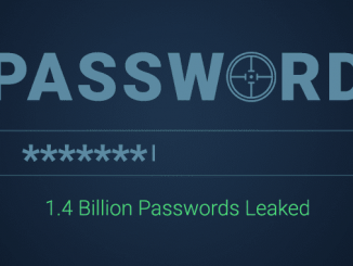 Password Leaked