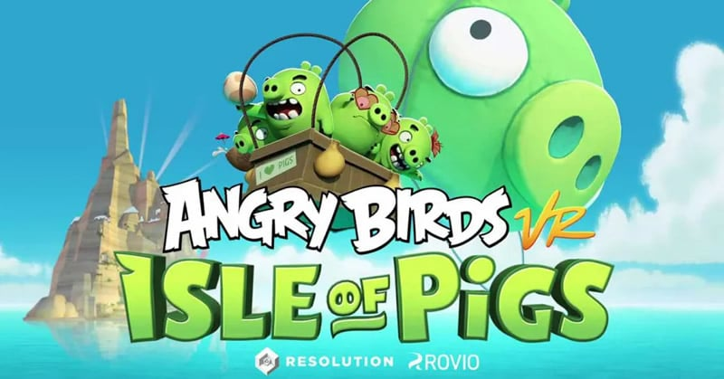 Angry Birds IoP