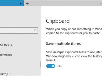Save Multiple Items to Clipboard