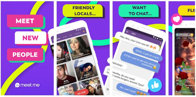 Social sites to meet new friends