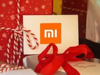 Xiaomi-cadou