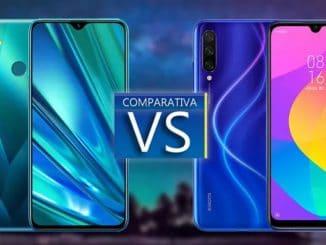 realme-5-про-против-Xiaomi-ми-a3