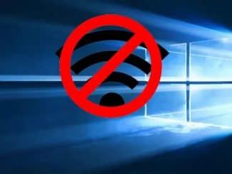 Windows 10-wifi-frågor