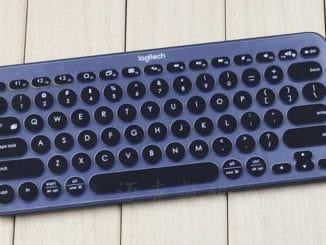 Logitech K380