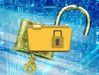 encrypt file folder