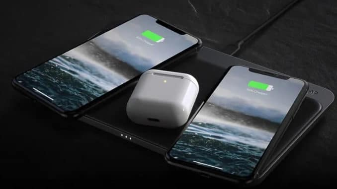 wireless charging any phone