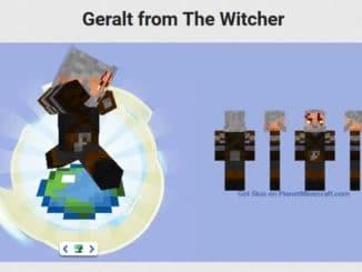 witcher minecraft