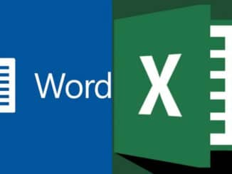 word vs excel