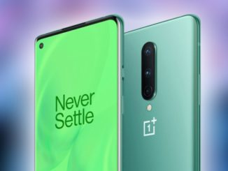 Green Screen on the OnePlus 8 Pro