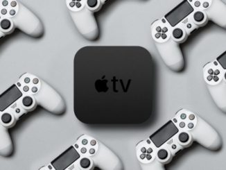Contrôleur vers Apple TV