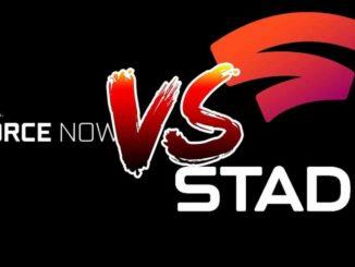 GeForce NOW vs Google Stadia