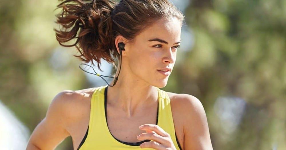 nejlepší sluchátka pro sport