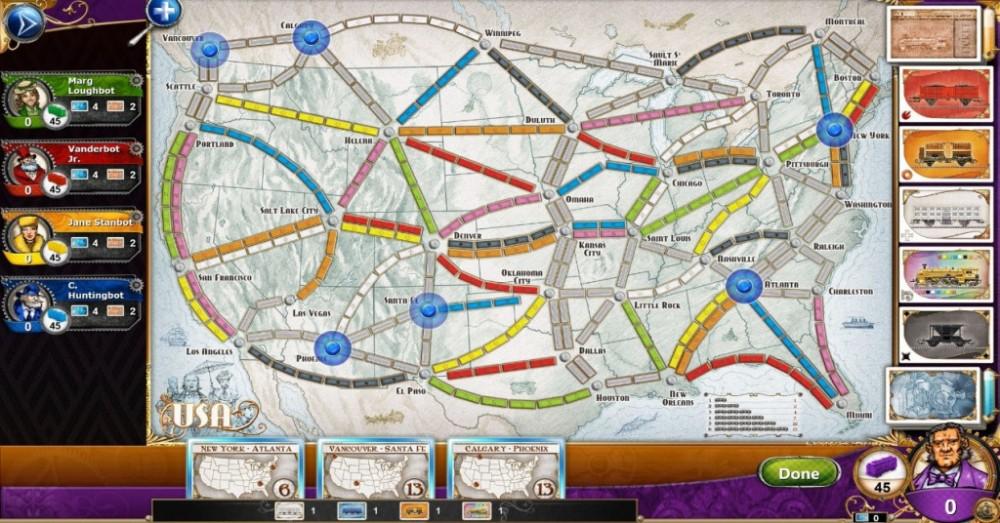Jogos de tabuleiro online para vários jogadores