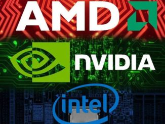 AMD vs intel vs Nvidia