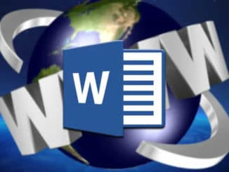 add word document website