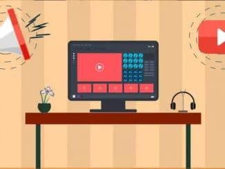 camera video pentru bloguri video