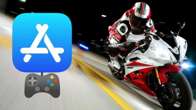 motorcycle games ios