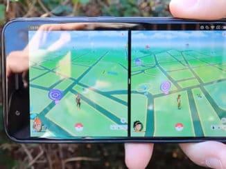 two pokemon go accounts on same mobile