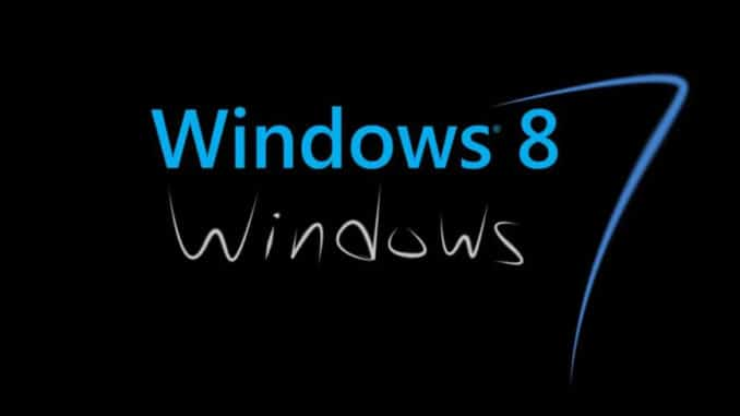 windows 7 8