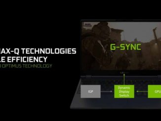 NVIDIA Advanced Optimus