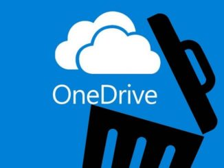 Disable and Uninstall OneDrive