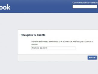 Recover the Facebook Password