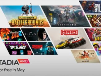 All Free Stadia Pro Games