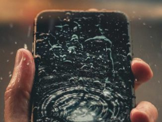 Know if Your Mobile is Still Waterproof