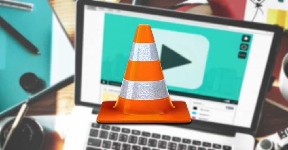 Поверните видео с VLC