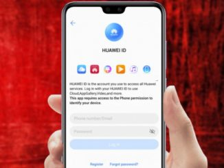 Recover Your Huawei ID in EMUI 10