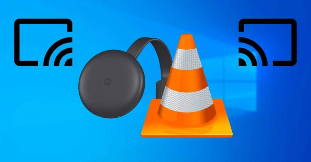 Send Content from VLC to a Chromecast