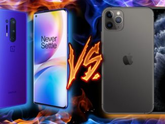 OnePlus 8 Pro vs iPhone 11 Pro and 11 Pro Max