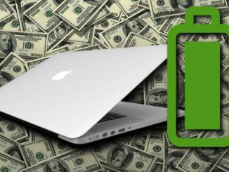 Cost to Change the Battery of a MacBook