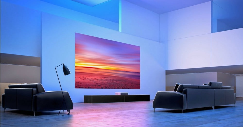Projektorer til at gøre dit værelse til en biograf