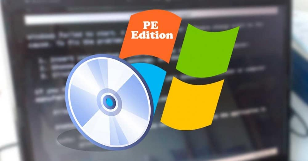Create Windows PE with Programs to Repair PC from USB