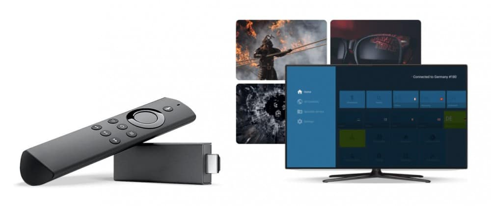 Install a VPN on the Amazon Fire TV Stick