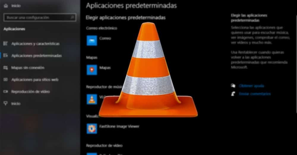 Set VLC as Default Video Player in Windows 10
