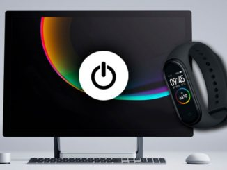Unlock the Computer with the Mi Band 4 and Mi Band 3