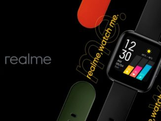 Realme Watch: a Smart and Cheap Watch