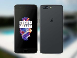 Update of Android 10 for the OnePlus 5 and OnePlus 5T