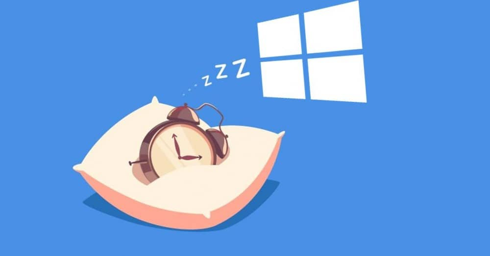 Hibernation in Windows 10
