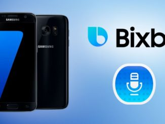Bixby Replaces S Voice on Samsung Galaxy S7