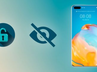 Hide Apps and Photos in Huawei Private Space