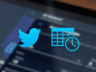 Schedule Tweets on Twitter from the Web and Native Apps