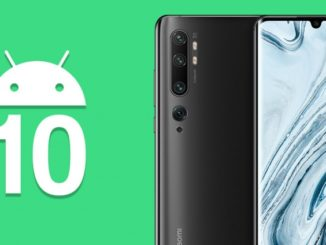 Android 10 Update for Xiaomi Mi Note 10 - How to Install it