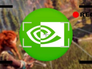 Record a Game with NVIDIA and ShadowPlay