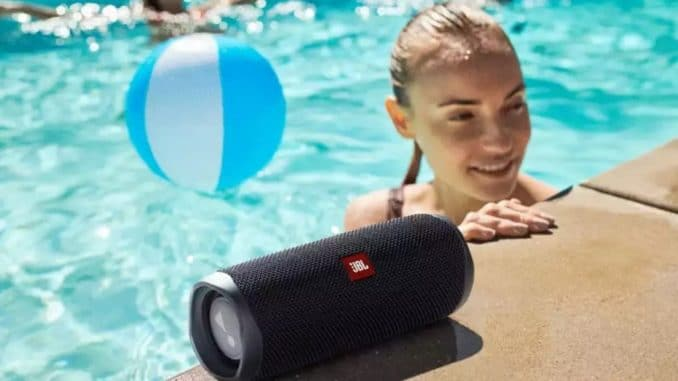 Waterproof Bluetooth Speakers