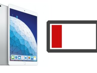 Battery Problems in iPad Air 2019 and Solutions