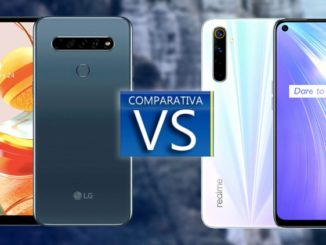 Comparison Between the LG K61 and the Realme 6